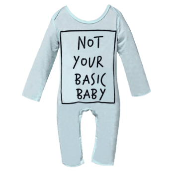 100% Cotton Baby Onesies