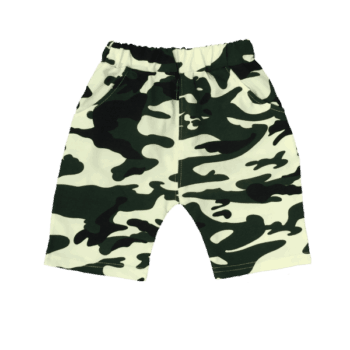 Cool Camo Boys Shorts