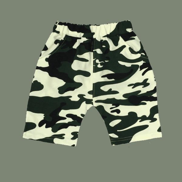 Cool Camo Boys Shorts