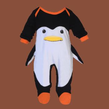 Cute Baby Onesies Penguin Character