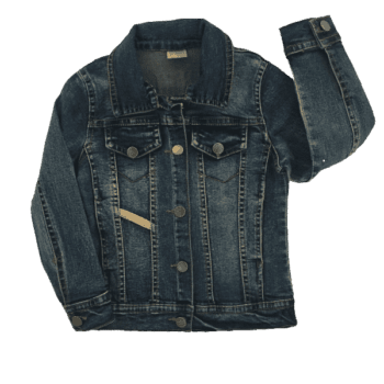 Super stylish girls denim jacket