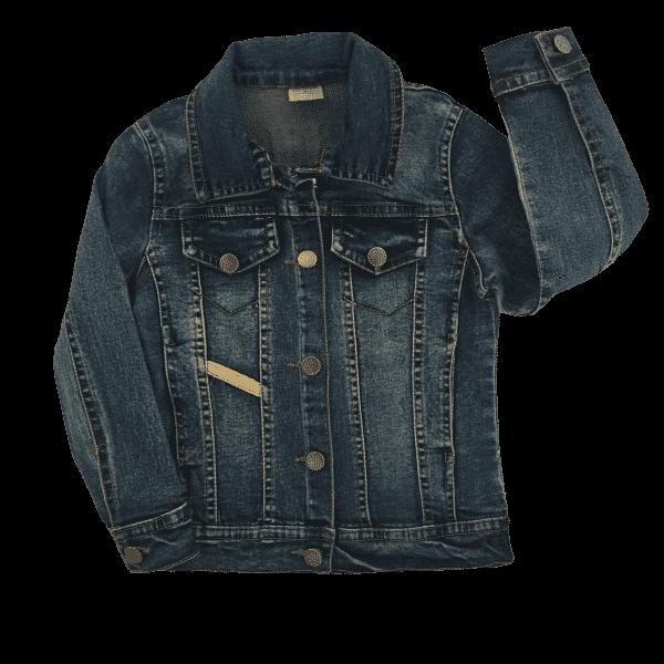 Super stylish girls denim jacket