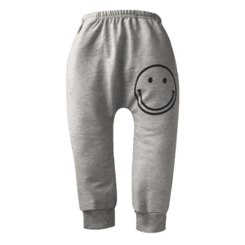 Kids Track Pants Front View