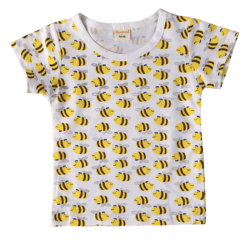 Buzzy bee toddler t shirt