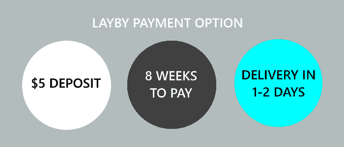 LAYBY PAYMENT OPTION