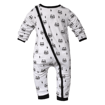 Baby Zip All In One
