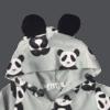 zip-through baby onesies hood