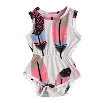 Baby and Toddler Romper