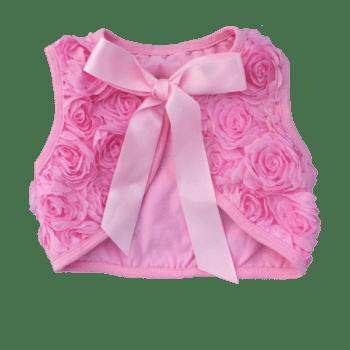 Pink Toddler Vest