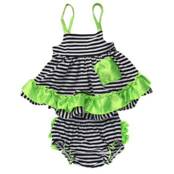 Two Piece Outfit for Baby Girls