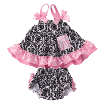 Two Piece Set for Girls