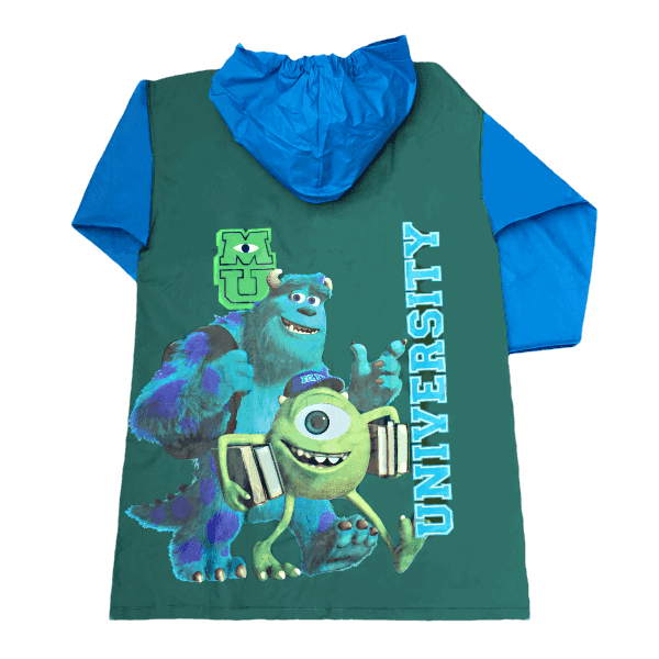 Monsters University Raincoat