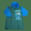 Monsters University Raincoat Front View
