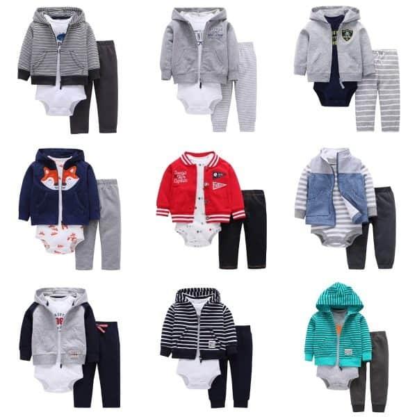 Baby Boy Clothes Sets