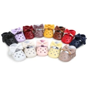 Baby Girl Shoes in 13 trendy colours
