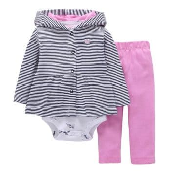 Baby Girl Winter Clothes Set