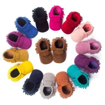 Infant Crib Shoes