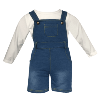 Infant Shortalls Set