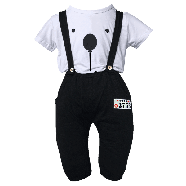 Infant Suspenders Set