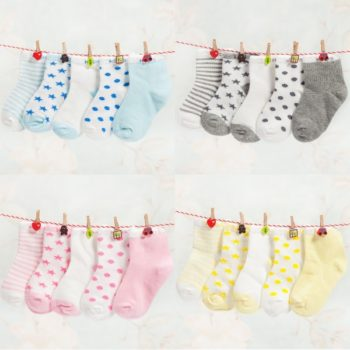 Pack of Baby Socks