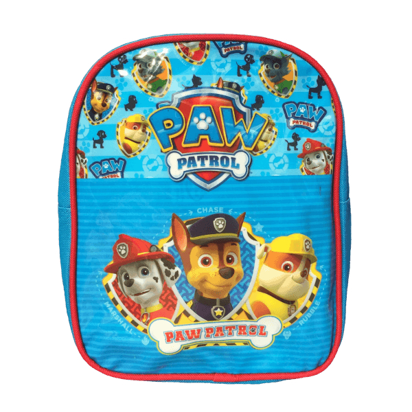 Paw Patrol Backpack for boys